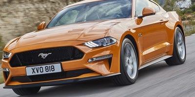 Choisissez l'humeur de votre Ford Mustang GT !