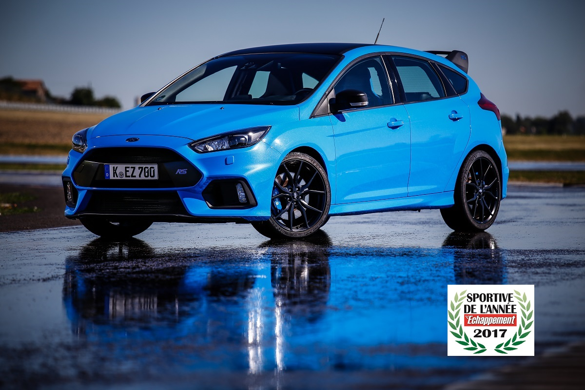 La Ford Focus RS Pack Performance