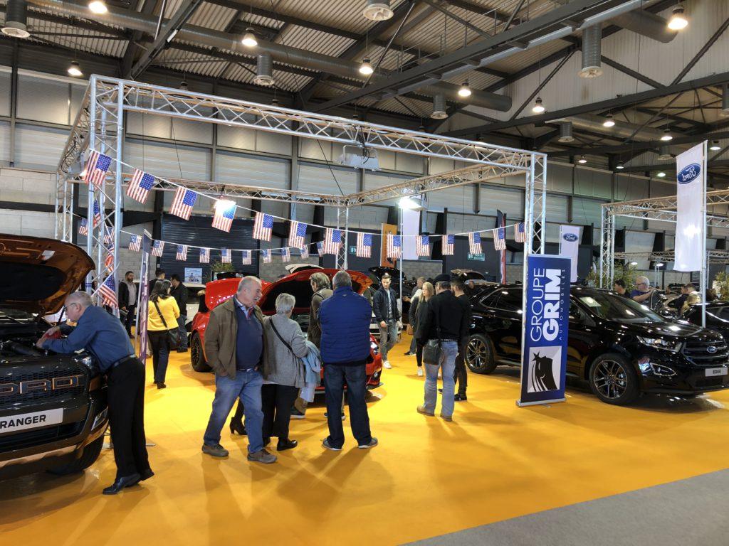 Salon de l'auto et de la moto 2017