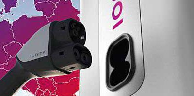 IONITY, premier consortium de constructeurs européens pour un réseau de recharge ultra-rapide des véhicules électriques