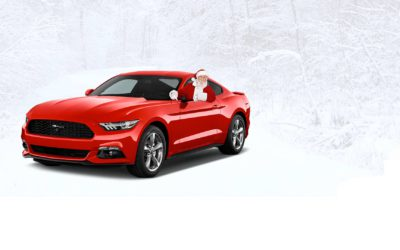FORD MUSTANG : CHANGEMENT DE TRAINEAU