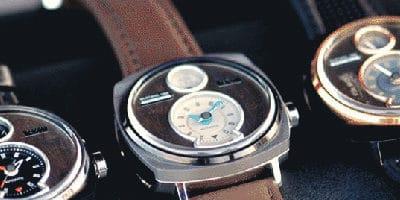 REC P-51, la montre d'exception conçue à partir d'une Ford Mustang