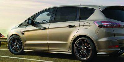 Nombreuses nouveautés pour les Ford S-MAX et Galaxy