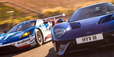 Supercar Ford GT : Ford étend la production