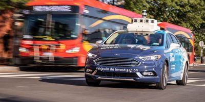 Véhicules autonomes à Washington : Ford premier constructeur dans la capitale.