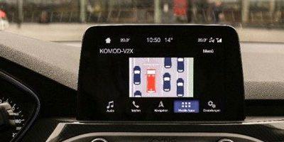 eCall Plus : la technologie Ford qui facilite l'arrivée des secours sur un accident