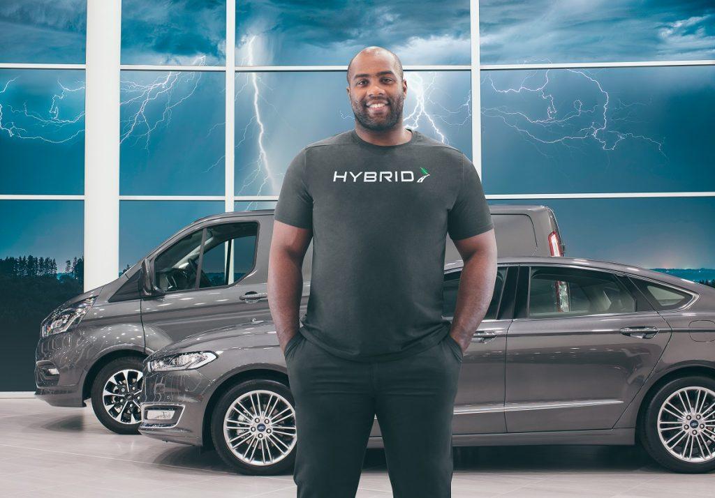 nouvelle Mondeo Hybrid