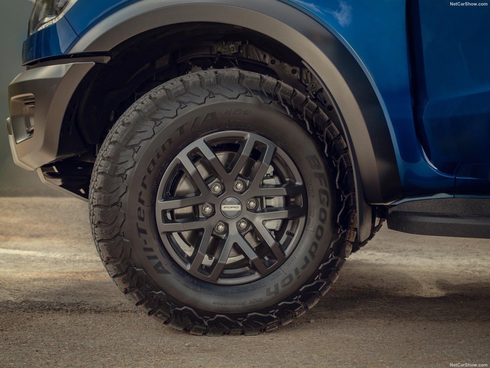 Ford Ranger Raptor Roue