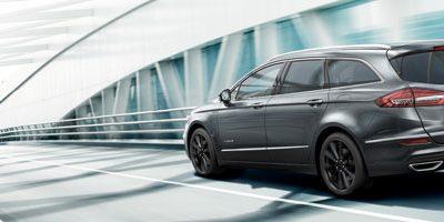 Ford dévoile la nouvelle Mondeo Hybrid SW