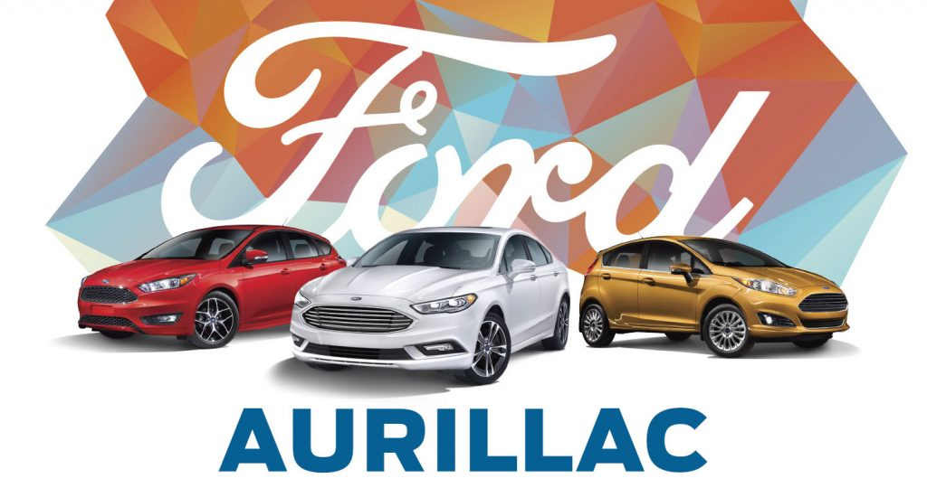 Ford Aurillac