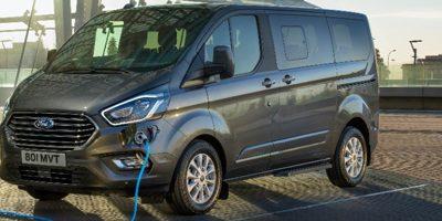 Électrification : les utilitaires Ford passent à l'hybride à partir de 26 840 euros HT