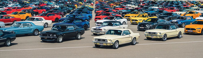 1 326 Ford Mustang