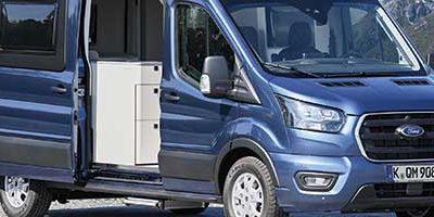 Ford Big Nugget : le véhicule de vos prochaines vacances ?
