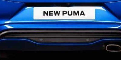 Avec la Ford Puma Pour 2020, Ford voit la vie en Bleu