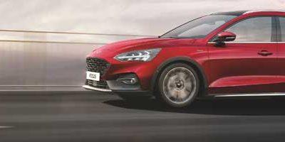 """La Ford Focus au top en France, une nouvelle finition premium """"Active V"""""""