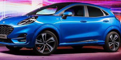Le nouveau Ford Puma décroche 5 étoiles aux tests de sécurité Euro NCAP