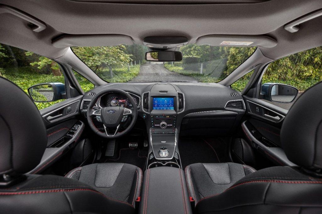 les nouveaux Ford S-MAX et Galaxy
