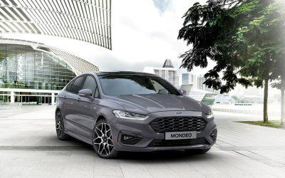 Ford dévoile la nouvelle Mondeo ST Line