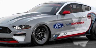 Mustang Cobra Jet : Voici la toute première Mustang 100% électrique de compétition