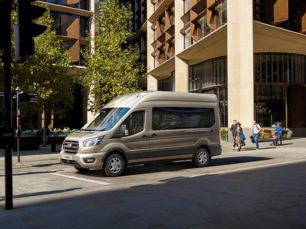 Ford : Nouvelle boîte de vitesses