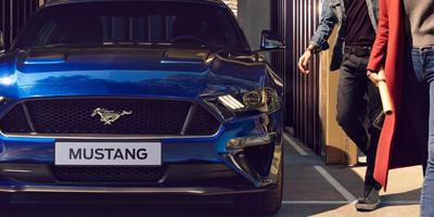 Découvrez la nouvelle Ford Mustang ! Guide N°1