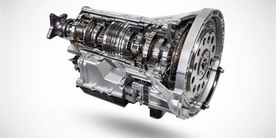 Ford : Nouvelle boîte de vitesses automatique