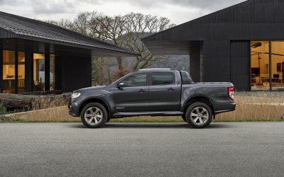 Nouveauté : le Ford Ranger MS-RT