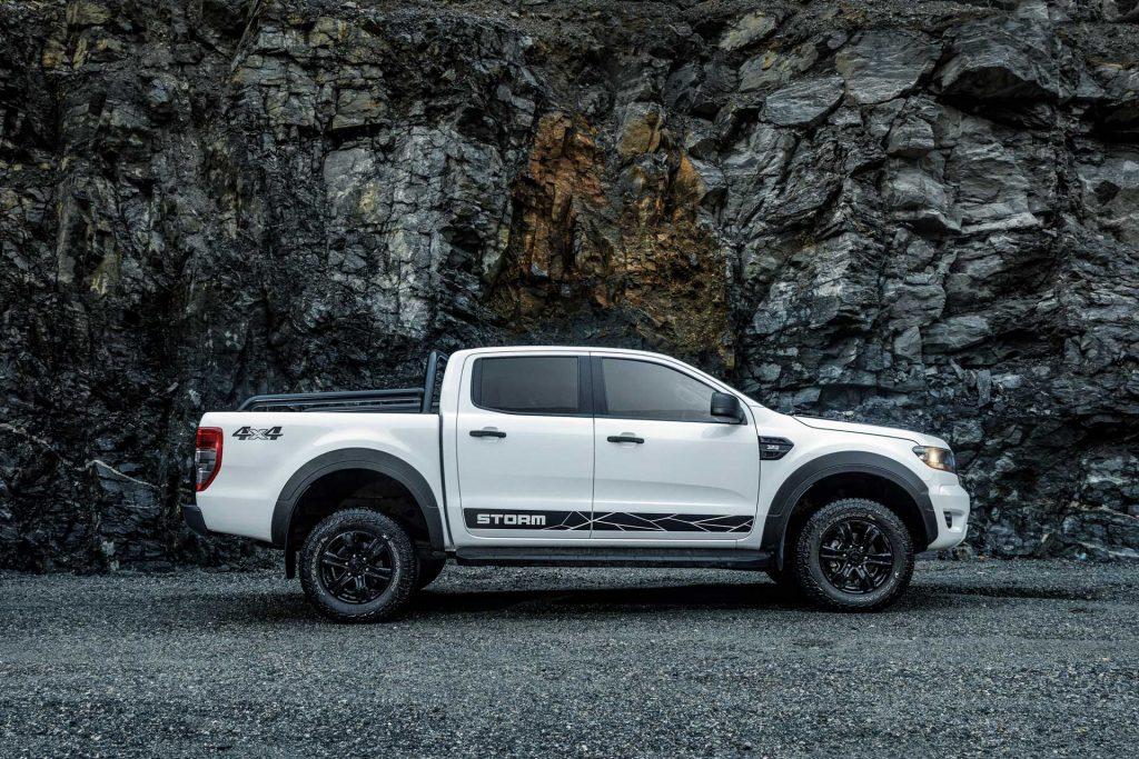 Ford Ranger Storm variante orientée tout-terrain