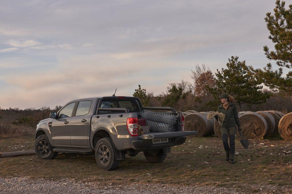 Ford Ranger Wolftrak nouveauté de la gamme ranger