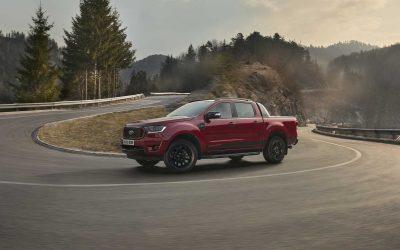 Ford Ranger Stormtrak nouveauté de la gamme ranger