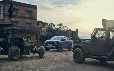 """Plus """"Bad-ass"""" que le plus """"Bad-ass"""" des pick-ups : voici le nouveau Ranger Raptor Special Edition"""