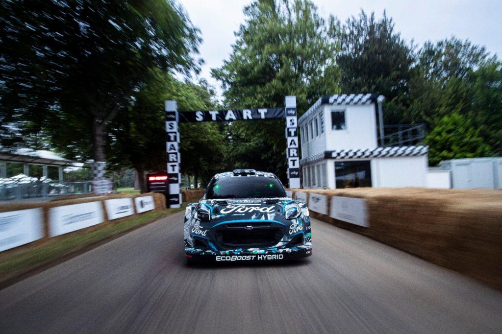 le nouveau Puma Rally1 WRC
