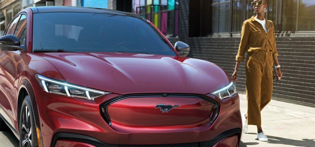 Autonomie Mustang Mach-E rejoins la plage depuis n'importe quelle capitale européenne avec une seule charge (2021)