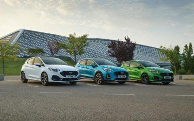 Nouvelle Ford Fiesta 2021 – Voiture citadine N°1 en Europe