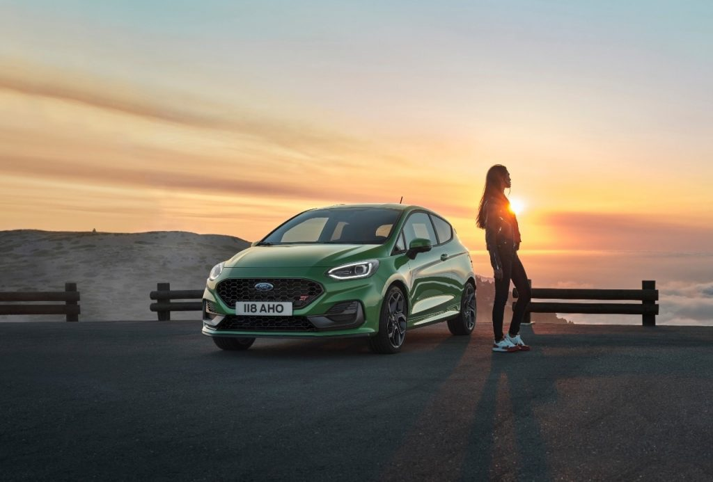 Nouvelle Ford Fiesta st 2021