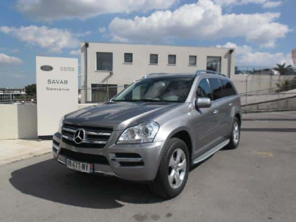 mercedes benz classe gl 450 cd 7 places occasion. Black Bedroom Furniture Sets. Home Design Ideas