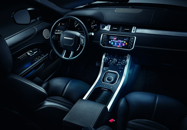 Range rover evoque 2016 for Interieur range rover evoque