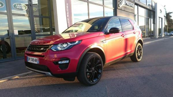 land rover discovery sport sd4 awd hse bva l affaire du mois. Black Bedroom Furniture Sets. Home Design Ideas