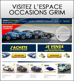 Espace Occasions