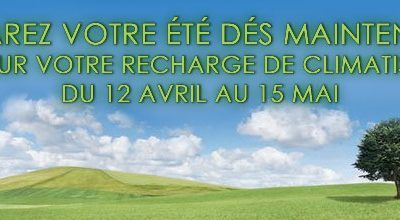 L'offre climatisation Groupe GRIM du 12 avril au 15 mai