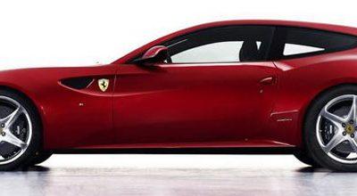 Ferrari dévoile la FF