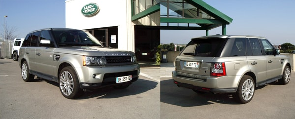 offre exceptionnelle sur un range rover sport 3 0 tdv6 jaguar montpellier land rover. Black Bedroom Furniture Sets. Home Design Ideas