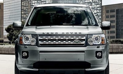 L'offre entreprise: TVA récupérable sur Land Rover
