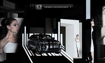 Range Rover Evoque – Edition Spéciale Victoria Beckham