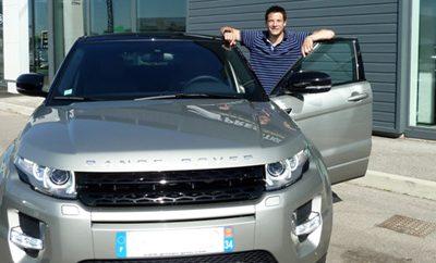 François Trinh-Duc renouvelle sa confiance en Prestige Automobile