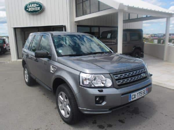 l affaire du mois land rover freelander td4 s mark iv jaguar montpellier land rover. Black Bedroom Furniture Sets. Home Design Ideas