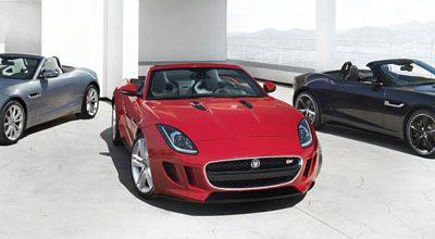 La Jaguar F-Type dévoilée