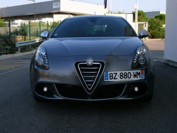 l occasion prestige alfa romeo giulietta 1750 tbi quadrifoglio verde jaguar montpellier. Black Bedroom Furniture Sets. Home Design Ideas