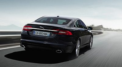 Séries limitées Jaguar XF INFINITE, ABSOLUTE, EXTREME