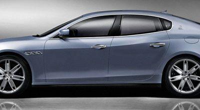 La Maserati Ghibli se prépare